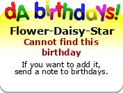 Flower-Daisy-Star