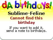 Sublime-Feline